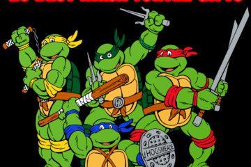 Ninja Turtle Gifts