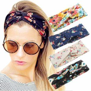 Boho Floal Style Headbands For Her