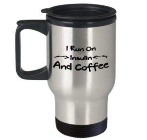 Diabetes Coffee Mug Gift