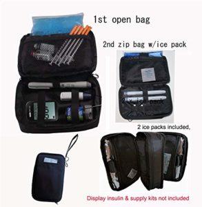 Diabetic Travel Organizer Gift