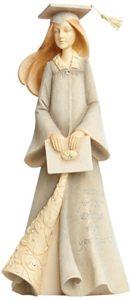 Foundations Graduation Girl Figurine