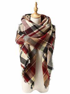 Girls Fall Winter Scarf Gift