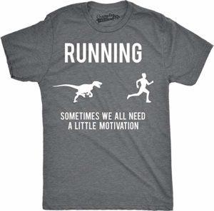 Men's Running Motivation T-Shirt
