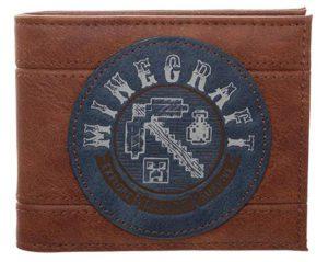 Minecraft Wallet Gift