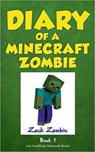 Minecraft Zombie Book