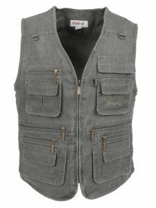 Multi-Pockets Casual Vest Gift For Men