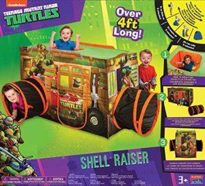 Ninja Turtle Shell Raiser Vehicle