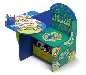 Ninja Turtles Chair Desk With Storage - Ninja Turtle gifts