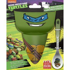 Ninja Turtles Kids Cereal Bowl