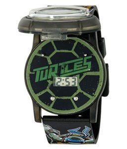 Ninja Turtles Kids Digital Watch - Ninja Turtle Gifts