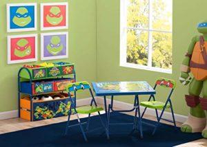 Ninja Turtles Playroom Solution Set