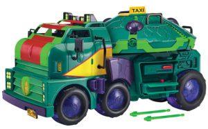 Ninja Turtles Tank Vehicle
