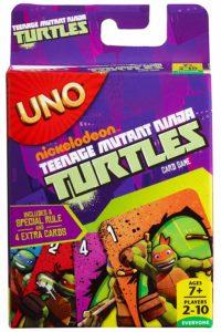 Ninja Turtles UNO Card Game