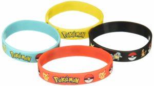 Pokémon Silicone Wristband Bracelet