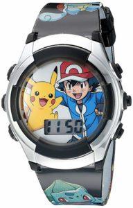 Kids Digital Display Flashing LED Watch