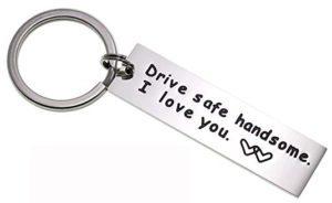 Sturdy Keychain Gift For Husbands