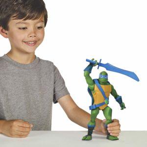 TMNT Leonardo Giant Figure - Ninja Turtle Gifts