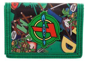 TMNT Wallet - Ninja Turtle Gifts