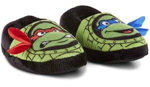 Nickelodeon Toddler TMNT House Slippers - Ninja Turtle Gifts