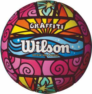 Wilson Graffiti Volleyball Gift