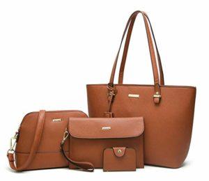 Women Fashion Handbags Set