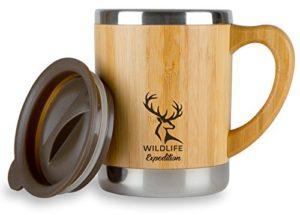 Bamboo Mug For Hunters