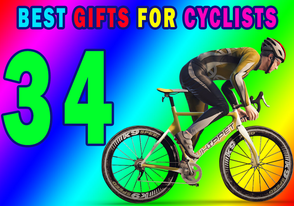 34 Best Gifts For Cyclists In 2019