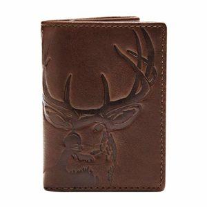 DEER Trifold Wallet Present