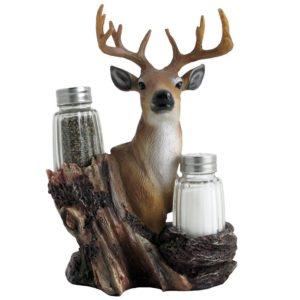 Deer Hunters Salt and Pepper Shaker Set