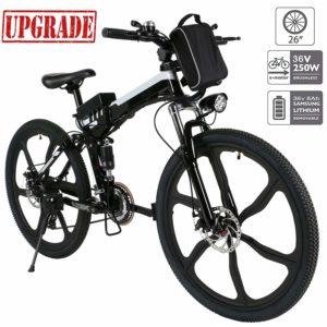 Electric Mountain Bike Gift