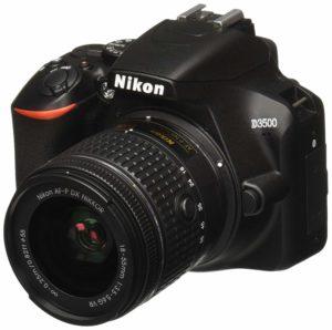 Nikon D3500 Camera Gift For Dad