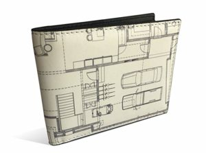 Wallet Gift For Architects