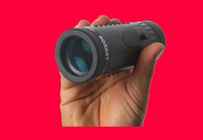 Mini Wide View Monocular