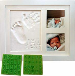 Baby Handprint Keepsake