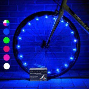 LED Bike Wheel Lights Gift