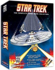 Star Trek Book Collection Gift