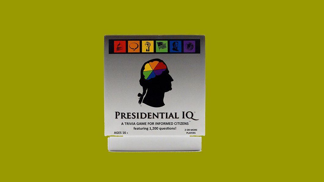 IQ Trivia Card Game