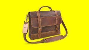 Multifunction Leather Bag