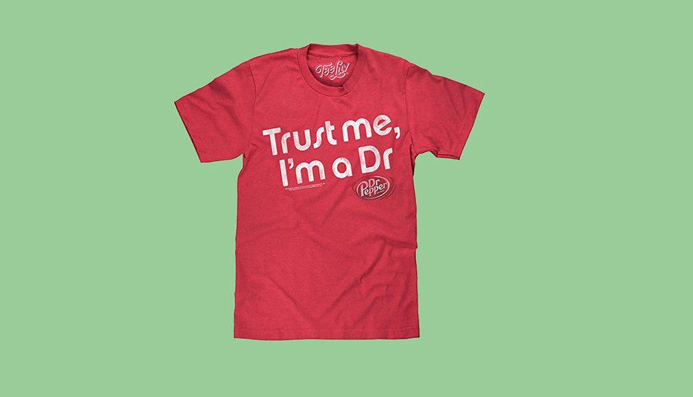 Dr Pepper T Shirt