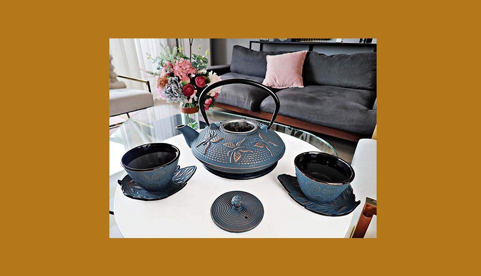 Luxury Japanese Tea Set