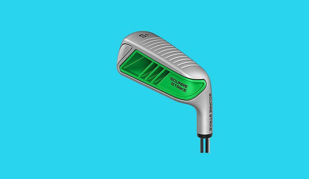 Square Strike Golf Wedge