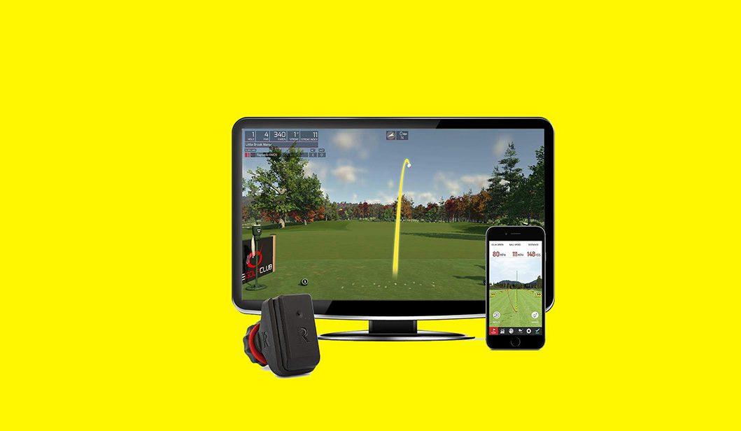 Golf Club Simulator & Swing Analyzer