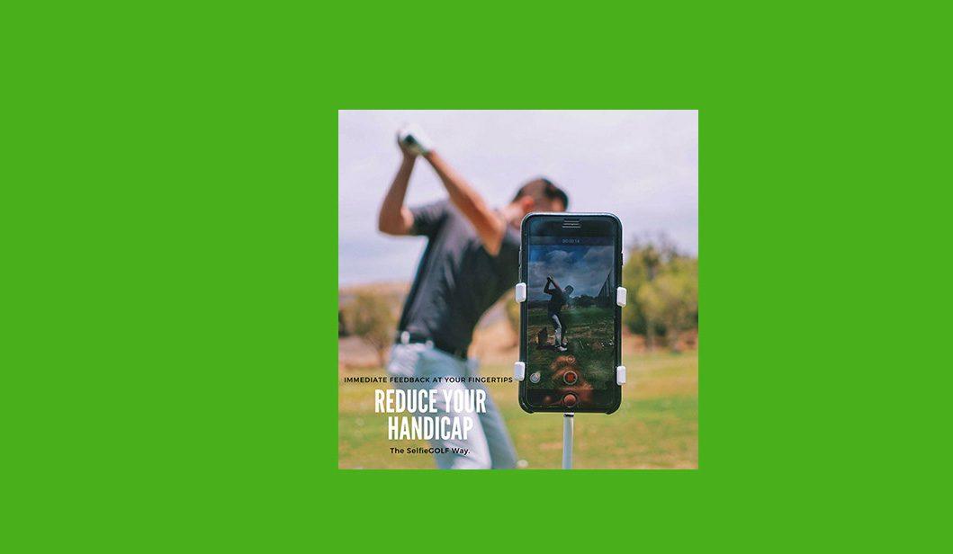 Golf SwinG Recording Tool