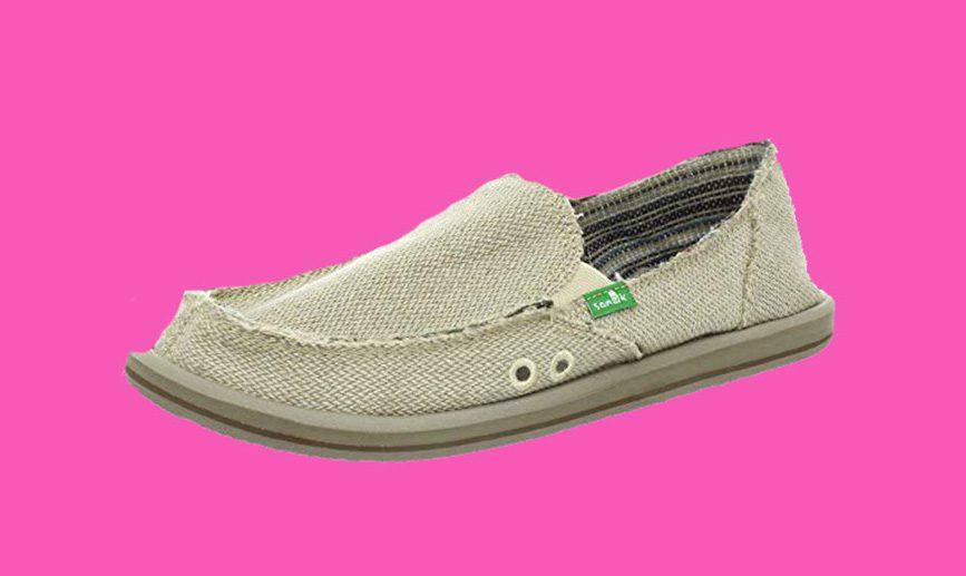 Donna Hemp Loafers
