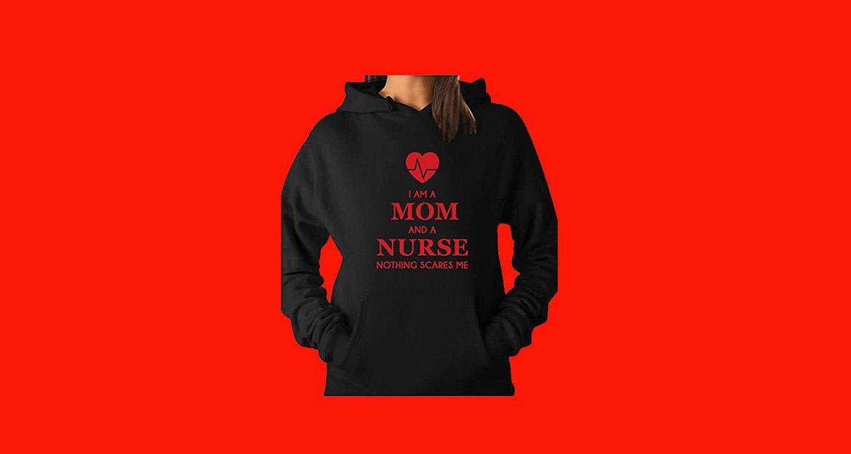 Funny Hoodie Gift For Nurses