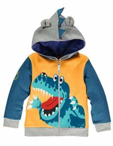 Cartoon Hooded Jacket