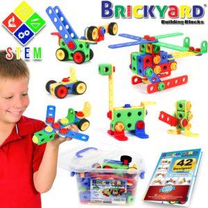 Engineering Building Block Toys