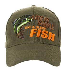 Funny Fishing Caps