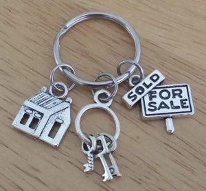 Realtor keychain Gift