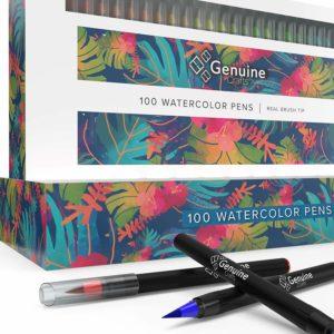 Watercolor Brush Pen Set